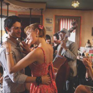Cuba Luxury Vacation Floridita Dancing Couple Havana