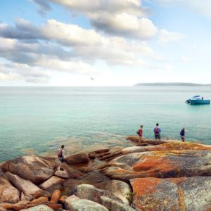 Freycinet Experience Walk Luxury Australia Vacation