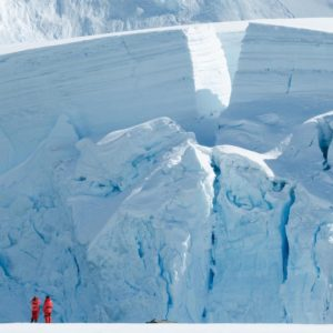 Glaciar Sector Bahiôa Paraiôso Base Chilena Gabriel Gonzaôlez Videla Territorio Antaôrtico Chileno