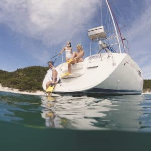Hamilton Island Whitsunday Islands Qld Sailboat Luxury Australia Vacation