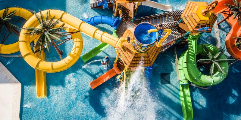 Hard Rock Hotels All Inclusive Resort Rockaway Bay Water Park Aerial