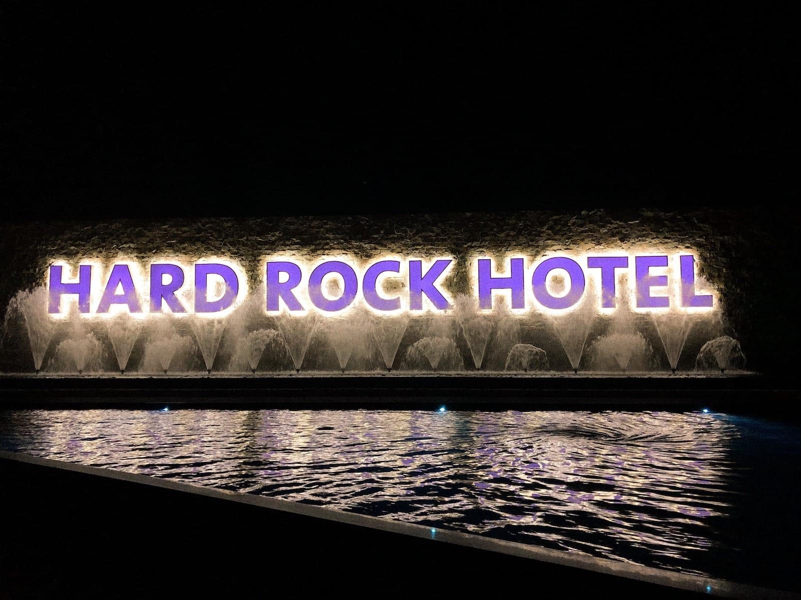 Hard Rock Los Cabos