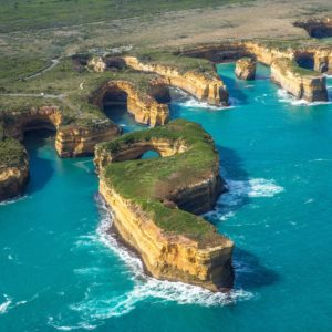 Helicopter Ride Great Ocean Road Vic Luxury Australia Vacation
