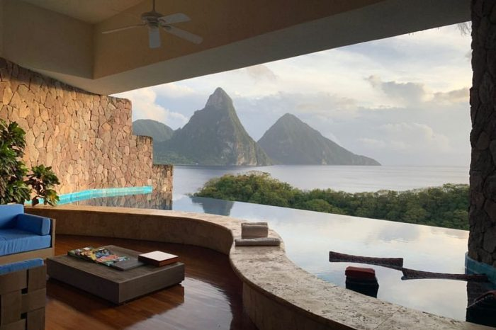 Jade St Lucia Luxury Honeymoon Vacation