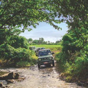 Jeep Zafari Cuba Luxury Vacation