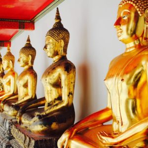Luxury Thailand Vacation Buddhas Statues