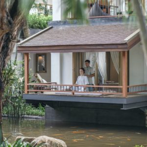 Luxury Thailand Vacation Spa Treatment