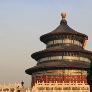 Luxury Vacation China Asia Beijing The Temple Of Heaven Spectacular China