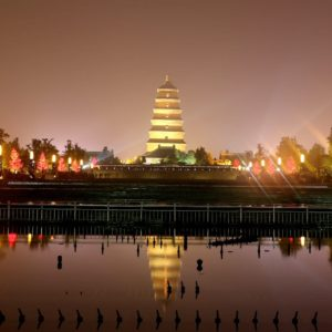 Luxury Vacation China Asia China The Scenery Xi An History