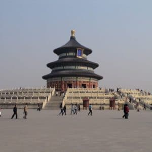 Luxury Vacation China Asia Forbidden City Space China Unesco World Heritage
