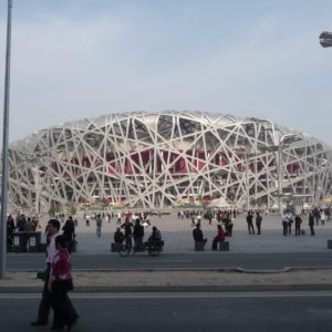Luxury Vacation China Asia Stadium Bird S Nest Beijing Olympics Landmark