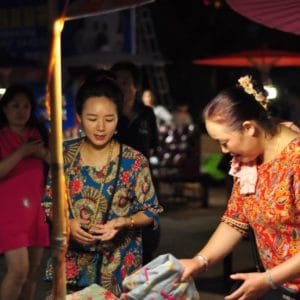 Luxury Vacation China Asia Stall Children Minority In Yunnan Province