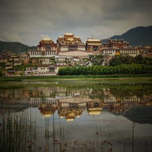Luxury Vacation China Asia Temple In Yunnan Province Tibetan