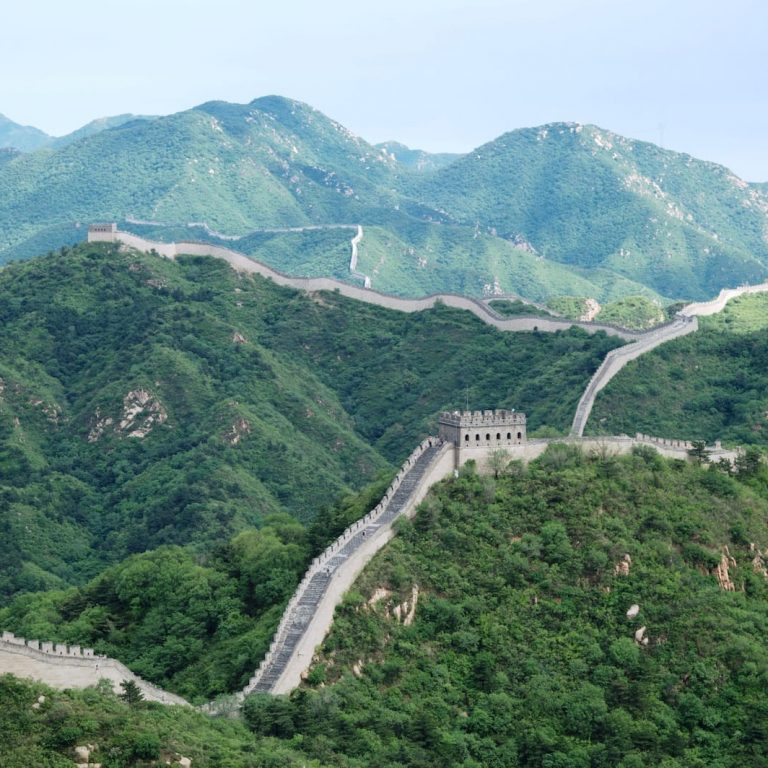 Luxury Vacation China Asia The Great Wall China Badaling