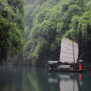 Luxury Vacation China Asia The Three Gorges Landscape China The Yangtze River
