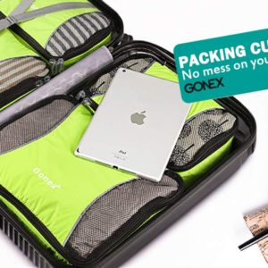 packing cubes travel gear