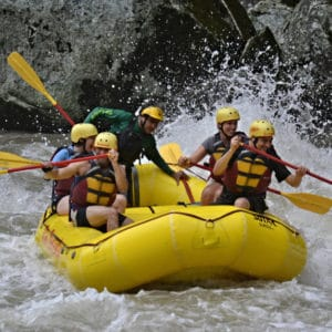 Pacuare Rafting