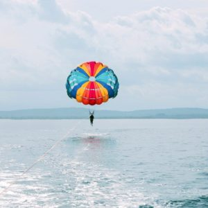 Parasailing Port Stephens Nsw Luxury Australia Vacation