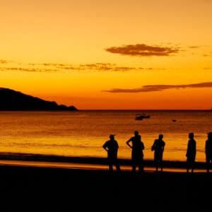 Playa Hermosa Sunset Costa Rica Luxury Vacation