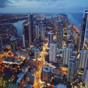 Q Skypoint Climb Gold Coast Qld Luxury Australia Vacation