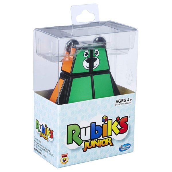 Rubik S Cube Jr Green Bear