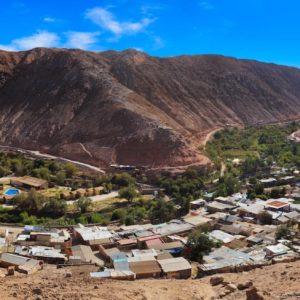 Ruta De Las Misiones Codpa Arica