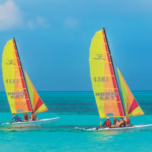 Sailboarding Playa Cuba Luxury Vacation