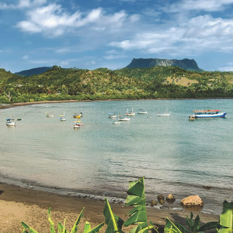 Cuba Luxury Vacation Scenic Bay El Junque Baracoa