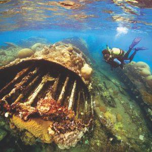 Cuba Luxury Vacation Scuba Wreck Dive Santiago De Cuba