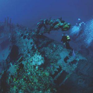 Scuba Wreck Dive Santiago De Cuba Cuba Luxury Vacation