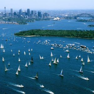 Sport Sailing Races Sydney To Hobart Luxury Australia Vacation