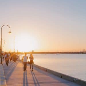 St Kilda Melbourne Vic Luxury Australia Vacation