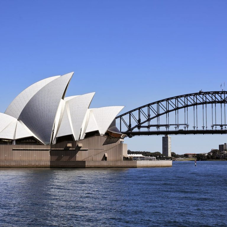 Sydney Opera House Luxury Australia Vacation