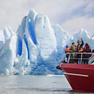 Torres Del Paine Lago Grey