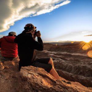 Valle De La Luna San Pedro De Atacama