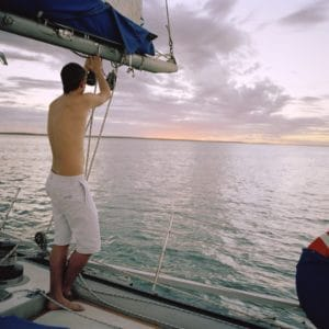Wa Monkey Mia Sailing Luxury Australia Vacation