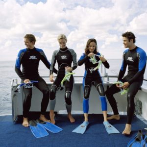 Wa Ningaloo Marine Park Snorkeling Luxury Australia Vacation