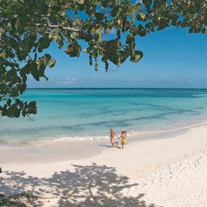 Cuba Luxury Vacation Walking The Beach Guardalavaca