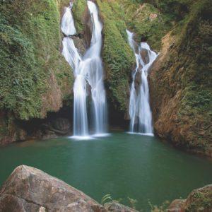 Waterfall Cuba Luxury Vacation
