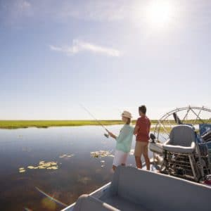 Wetlands Airboat Safari Mary River National Park Nt Luxury Australia Vacation