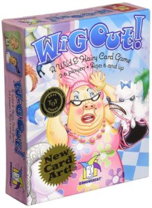Wig Out A Wild And Hairy Card Game