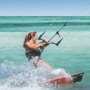Windsurfing Kite Surf Jardines Del Rey Cuba Luxury Vacation